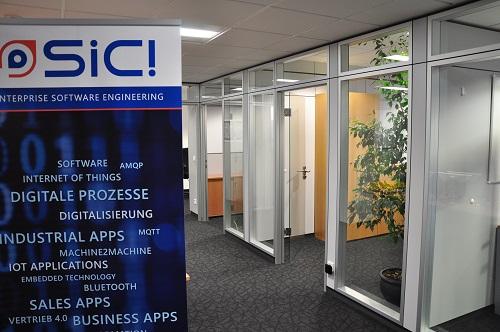 SIC! Software Heilbronn Büro