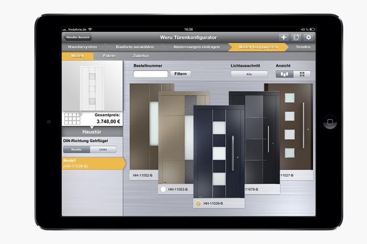 Individual-Sales-App (Weru)