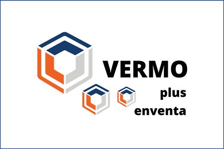 Logo VERMO plus Enventa